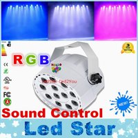 Wholesale Disco Lighting Equipment Led Par W W RGBW DJ PAR64 Stage Light DMX Controller for Dancing Lighting Show Party