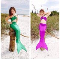 bathing suit movies - Children s mermaid tails girls mermaid tail for girls swimming bathing suit kids for girls mermaid tails for kids swimming cosplay costumes