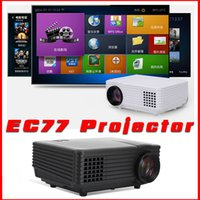 atv manuals - EC77 Mini Portable LED Projector Full HD multimedia Home Theater P ATV beamer video portable proyector