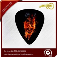 Wholesale music instrument various guitar pick skull image guitar musical instrument instruments electric guitar instruments electric guitar