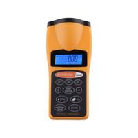 Wholesale 1Pc CP laser distance meter measurer laser rangefinder medidor trena digital rangefinders hunting laser measuring tape hot tinyaa