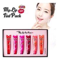 best plumping lip gloss - set Berrisom My Lip Tint Pack Colors Oops Tint Pack Lip Gloss Lip Plump Mask Best Lip makeup ORIGINAL BERRISOM