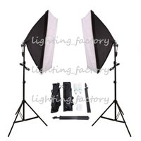 Wholesale New Arrival Free quot Tax To Russia quot V W Photo Studio photography lighting Continuous Photography Light softbox light stand