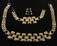 Wholesale The new necklace bracelet earrings jewelry sets three piece exquisite jewelry sets
