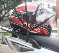 Wholesale 60cm motorcycle HELMET accessories helmets luggage net rope for LS2 FF370 FF396 FF358 JIEKAI helmet YEMA Universal helmet rope