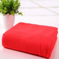 beach dry cleaning - Free shiping Ultrafine Fiber Bath Towels Multi functional Quick dry Microfiber Towels Super Absorbent Beach Towels For Car Clean