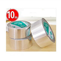 Wholesale 50mm X m Aluminum Foil Duct Tape For
