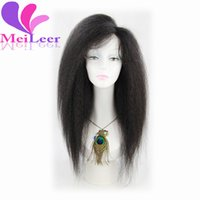 bank human - Top Quality Yaki Straight Lace Front Wig Yaki Brazilian Indian Malaysian Peruvian Lace Front Human Hair Lace Front Wigs for Black Women