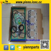 Wholesale overhual rebuild parts Mitsubishi S4S S4SD gasket kit A94 and cylinder head gasket A01 for FD20 FD25 FD28 FD35A Forklifts