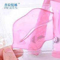 Wholesale PILATEN Lip Membrane New Beauty Pink Collagen Lip Mask Care Gel Mask Membrane Moisture Anti Ageing Make Your Lip Attractive DHL XL M64