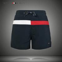 Wholesale Mens Polos Shorts New Brand Casual Solid Color Board Shorts Men Summer style bermuda masculina Swimming Shorts Men Sports Short