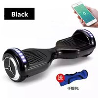 Wholesale Newest APP Style LED Bluetooth New Style hoverboard Balance Scooter Hoverboards Balance Scooter Electric Hoverboard scooter Fast Shipping