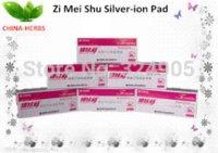 anion sanitary pad - 0 boxes shaanxi wanan zimeishu anion panty liner reusable sanitary pads women care Feminine Hygiene Product Cheap Feminine Hygiene
