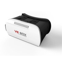 augmented reality - Wangu Virtual Reality Box HD Optical Resin Augmented Lens D VR Glasses for IOS and Android VR BOX1