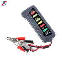 alternator truck - Tools Maintenance Care Diagnostic Tools Tirol Volt Battery and Alternator Tester with Led lights Display For Cars and Trucks