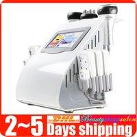Wholesale Hot Sale In K Cavitation Body Slimming Cellulite Removal Tripolar RF Vacuum Lipo Laser Machine