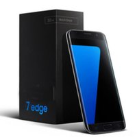 Wholesale S7 Edge Cellphones Produced S7 Edge Phones Long Time Battery Life Quad Core GB GB G Smart Phones VS Note I7 Plus