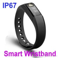 Cheap Vidonn X5 Bluetooth 4.0 IP67 Smart Wristband Sports & Sleep Tracking Health Fitness for iPhone 4S 5 5S 5C Samsung S4
