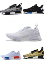 box light - off NMD Runner PK Black White S79168 Men s Women s New Classic Cheap Fashion Sport Shoes With Boxes