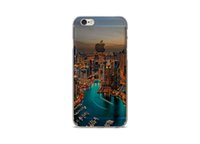 accessory cellular phone - Transparent Cell Phone Cases for iPhone4 S plus Soft TPU Hard PC Cellular Phone Covers Different Patten Mobile Phone Accessories