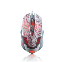 bats factory direct - Factory direct supply and bat spider series gaming backlight gaming mouse Wrangler USB wired mouse