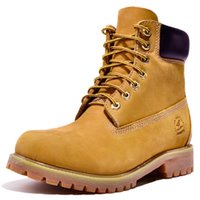 Wholesale Brand Men Winter outdoor cow leather ankle western cowboy desert hunting army Martin Boots outdoor High top yellow work safety shoe