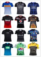 best quality t shirts - New Zealand Rugby Jerseys Best Quality Adult Mens Rugby Kits Thai Edition T shirts Factory New Arrivals All Blacks Chiefs