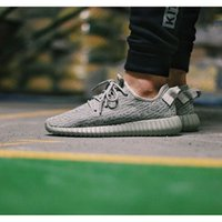Cheap Adidas Original 2016 Women's and Men's Yeezy 350 Boost low Streetwear Running Sports Shoe Sneakers Training Boots Shoes With Original Box