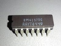 amp electronic components - RM4157DC RC4157 QUAD OP AMP OFFSET MAX MHz BAND WIDTH dual in line pin dip ceramic package CDIP16 Electronic Components IC