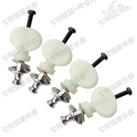 Wholesale Ukulele Guitar strings button Tuning Pegs Keys tuner Machine Heads Guitar Parts Musical instruments accessories