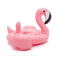 baby pool seat - Summer Water Toy baby inflatable swan Flamingo Children swimming laps baby kids Swimming Seat Ring Water Sports Fun Pool Toys FEDEX Free