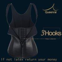 Wholesale corset steampunk latex corset waist training corsets Female gothic lingerie Bustiers Corsage burlesque latex waist trainer