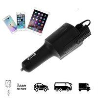 Wholesale ALD50 IN1 Black In ear Stereo Wireless Bluetooth Headset with Car Charger Powered for mobile phone PC high quality