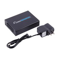 Wholesale Full HD P SCART to HDMI Scaler Box Video Converter with Scaler adapter Box