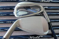 Wholesale OEM factory oriignal quality sports factory jpx800 irons set golf club DHL freeshipping