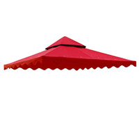 Wholesale 10 x10 Gazebo Canopy Tier Top Cover Replacement