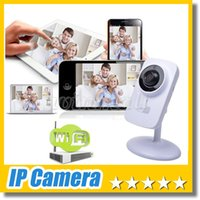 Wholesale 720P Mini Wifi Wireless IP Camera P2P Security CCTV Camera Baby Monitor Smart Home Cam DHL