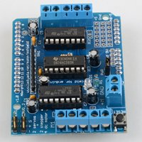 aluminum expansion - Motor Drive Shield Expansion Board L293D Fr Arduino Duemilanove Mega2560 B00169 BAR