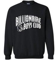 bbc shipping - 2016 new autumn winter brand Hoodie sweatshirt hip hop BILLIONAIRE BOYS CLUB BBC fashion men s sports fleece pullover M XL free ship