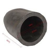 Wholesale 12 x cm kg Casting Clay Graphite Crucibles Refining Melting Copper Aluminium Brass Bulk Density More than g cm3 ect