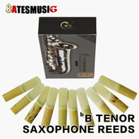 Wholesale SHINENG bB Tenor Sax Saxophone Reeds Saxfone Accessories box