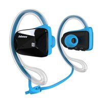 beat wire - Jabees BEATING Professional Sports Waterproof Bluetooth Headset Ear Buds Stereo Wireless Earphone Music Headphone Colors Optiona