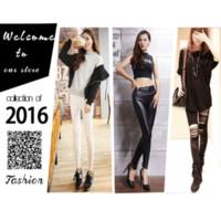 Wholesale Fashion European Women Glitter Leggings Skinny Bodybuilding Clothes Workout Elastic Shining Leggings Pencil Pants