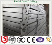 Wholesale hot dipped metal galvanized scaffolding plank Metal scaffold plank hooks