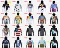 animal hoods - 2016 new exquisite originality cool D print hoodies with hood lacing unique sizes casual mens high quality sweatshirts