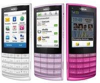 Wholesale Cheap NOKIA Original Refurbished Unlocked Nokia X3 cell phone WiFi MP Camera