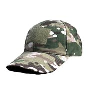 Wholesale Baseball Cap army Tactical Cap Bionic Camouflage Sun Hat Outdoor Hunting Camping Hiking Cycling Peaked Cap Tactical Caps Hats