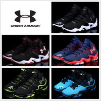 Wholesale Under Armour SpeedForm Phenom Men UA Running Shoes Discount Outdoor Sneakers Original Basketball Boots Size