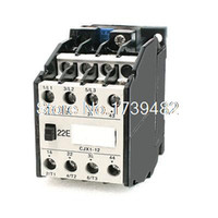 Wholesale V Coil Motor Controler AC Contactor Pole NO NC V A CJX1
