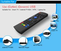 Wholesale MX3 Air Mouse Wireless G Remote Control Keyboard for Android Mini PC TV Box